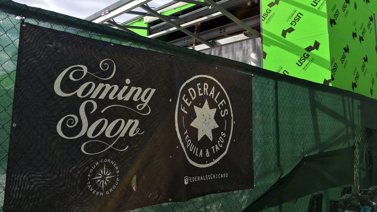 Four Corners and Sodikoff Commence Construction on Newly-Named Mexican Collab