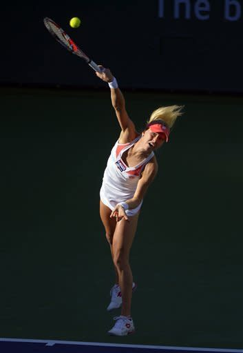 Djokovic, Azarenka, Sharapova win at Indian Wells