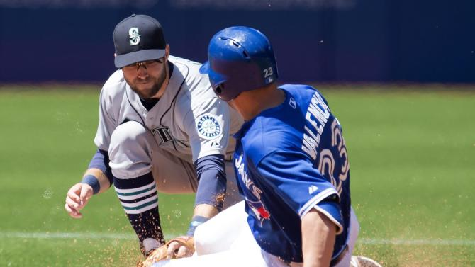 Blue Jays lose another close one, fall 3-2 to Mariners
