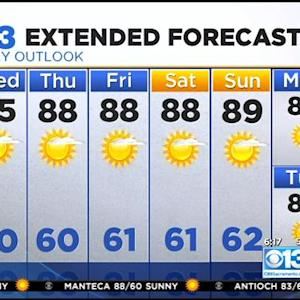 Morning Forecast - 8/20/14