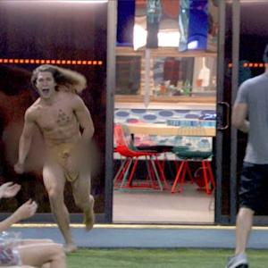 Big Brother - Jace Goes Streaking