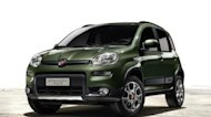 The new Fiat panda 4x4  the only four-wheel drive model in the a segment  will make its debut at the forthcoming international Paris Motor Show