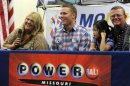 Hill family talks about winning record lottery ticket in Dearborn, Missouri