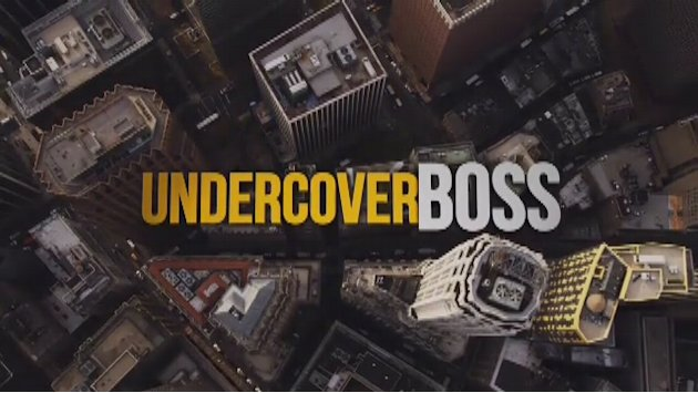 Undercover Boss - Interview …