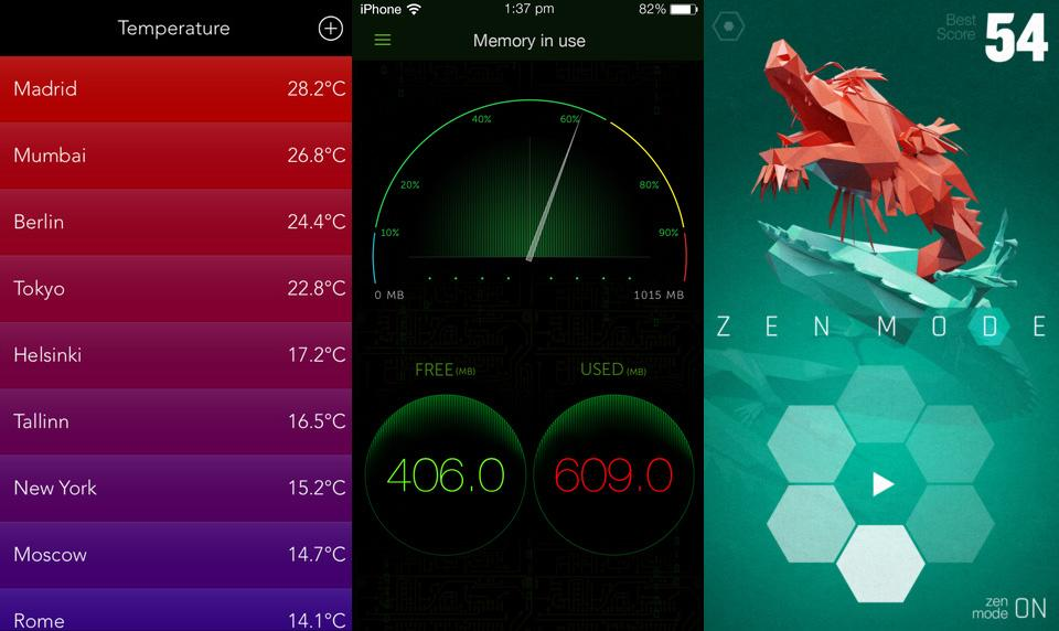 12 paid iPhone and iPad apps on sale for free today