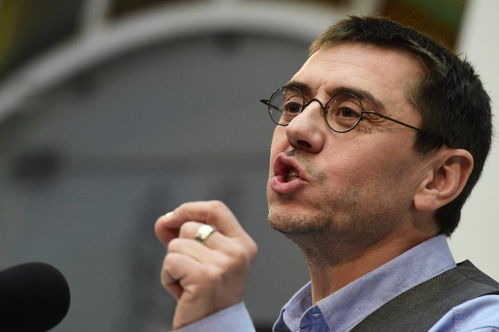 Spanish rebel party Podemos seeks second wind