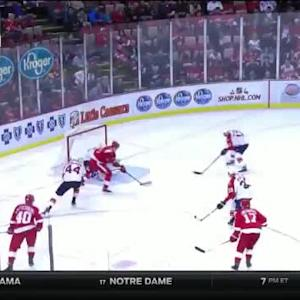 Roberto Luongo Save on Pavel Datsyuk (11:12/1st)