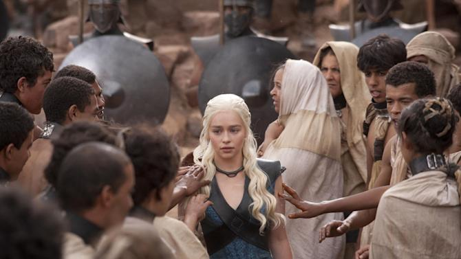 """Game of Thrones"" - ""Mhysa"""
