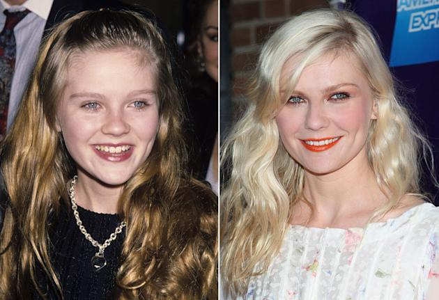 Growing up on the red Carpet gallery 2010 Kirsten Dunst
