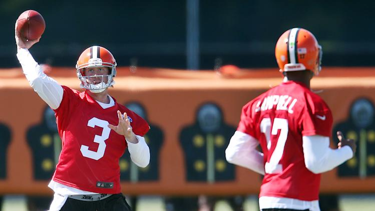 Browns release Jason Campbell, Brandon Weeden … so what's next …