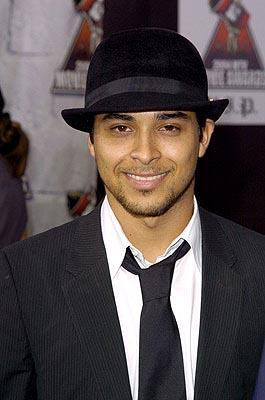 That 70s Guy Wilmer Valderrama MTV Movie Awards - 6/5/2004