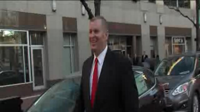 Mayor Ballard plans to replace city fleet with electric vehicles to reduce dependence on oil