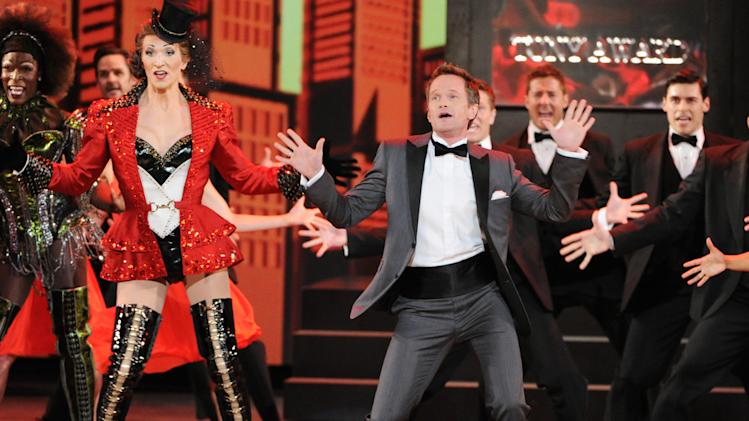 'Multi-talented' Neil Patrick Harris rocks Tonys