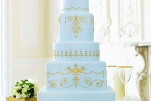 Mission: make your own wedding cake