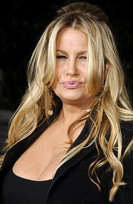 Jennifer Coolidge at the LA premiere of Universal's American Dreamz