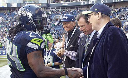 RB talks to Paul Allen