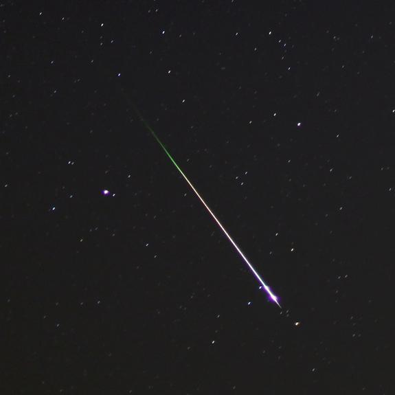 Leonid Meteor Shower May Flare Up Early Tuesday