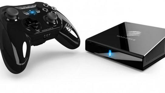 Mad Catz MOJO Android console will stream PC games to your TV, software update to arrive postlaunch