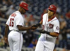 Nationals club 6 homers in 11-5 victory over Cubs