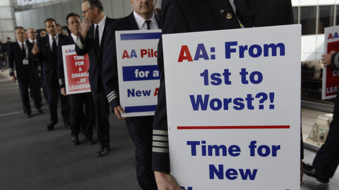 American Airlines loses ruling on union election