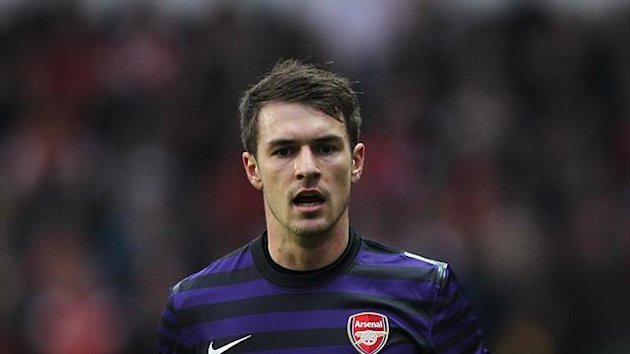 Aaron Ramsey is determined to nail down a regular place in Arsenal's starting XI