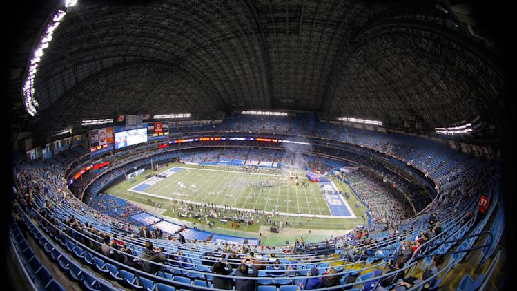 Buffalo Bills will not play in Toronto in 2014