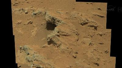 NASA: Ancient evidence of Mars streambed found