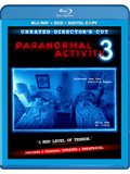 Paranormal Activity 3 Box Art