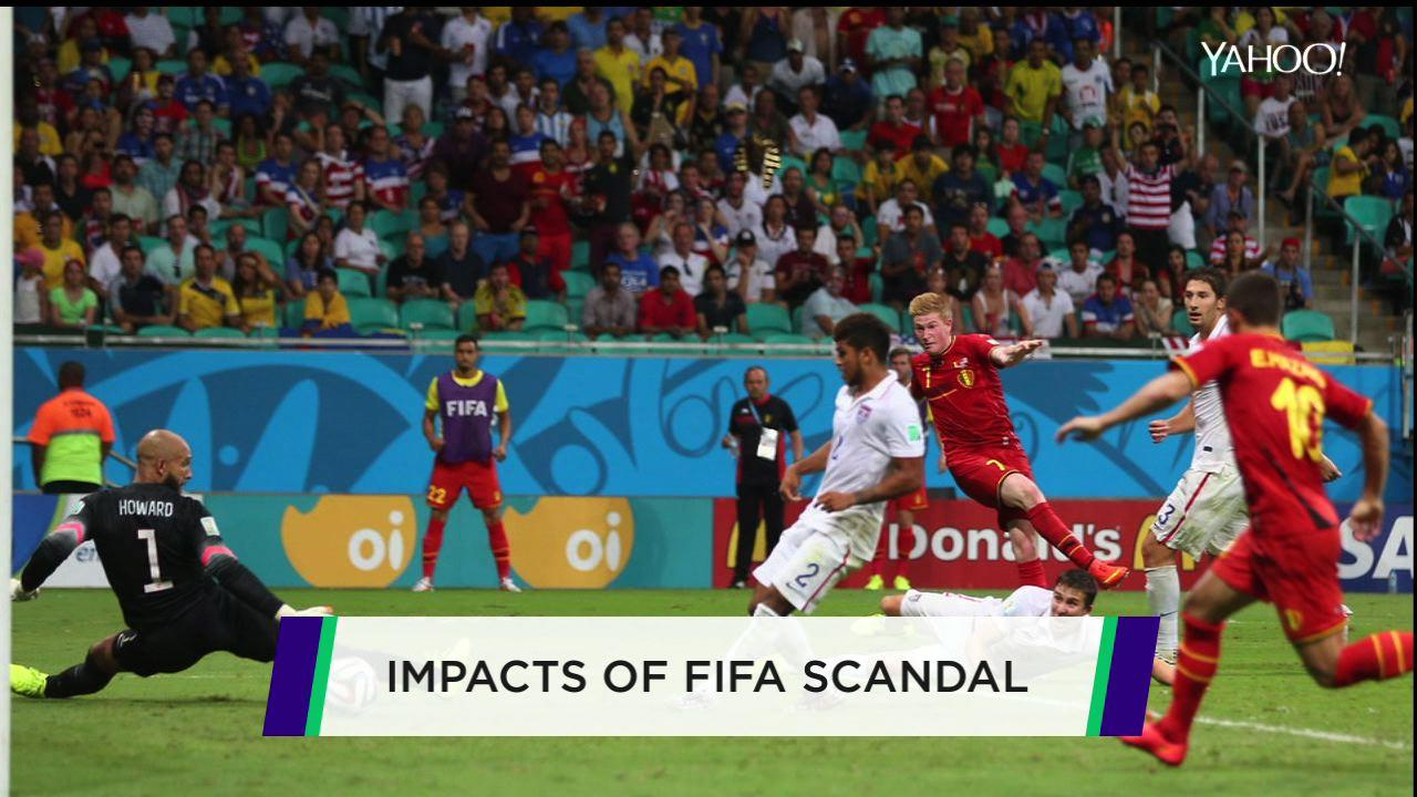 FIFA now subject to federal probes in US, Switzerland