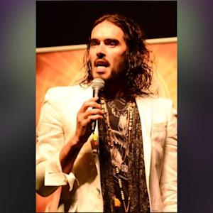 Russell Brand Isn't Allowed In South Africa!