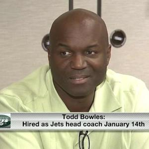 New York Jets head coach Todd Bowles: You don't need a franchise quarterback to win