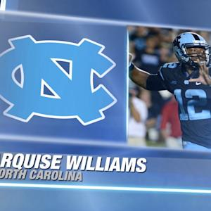 Marquise Williams' Five-TD Performance vs Georgia Tech