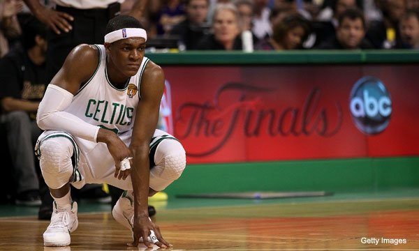 Click to see more photos of hoops star Rajon Rondo