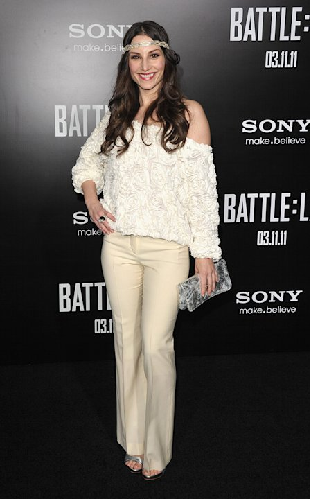 Battle Los Angeles 2011 LA Premiere Heather McComb