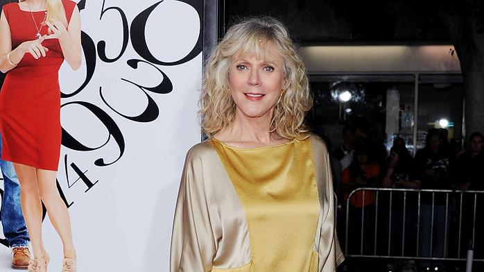 What's Your Number 2011 LA Premiere Blythe Danner