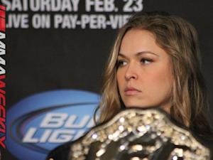 What Led UFC Women's Champ Ronda Rousey from Judo to the Octagon?