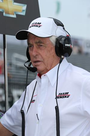 Penske stands by team in wake of Richmond scandal