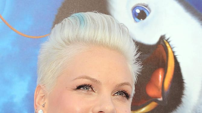 Billboard names Pink woman of the year