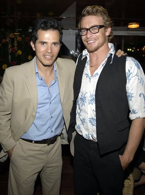 John Leguizamo and Simon BakerGeorge A. Romero's Land of the Dead Party