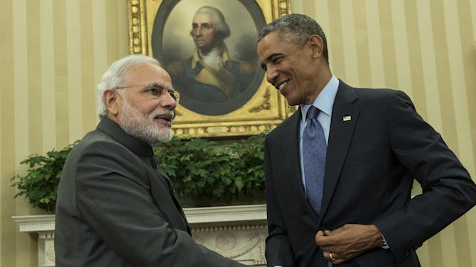 The US is keen to increase trade with India after settling a trade row and after US President Obama says he will visit Delhi