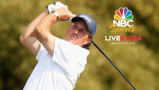 NBCS Phil Mickelson