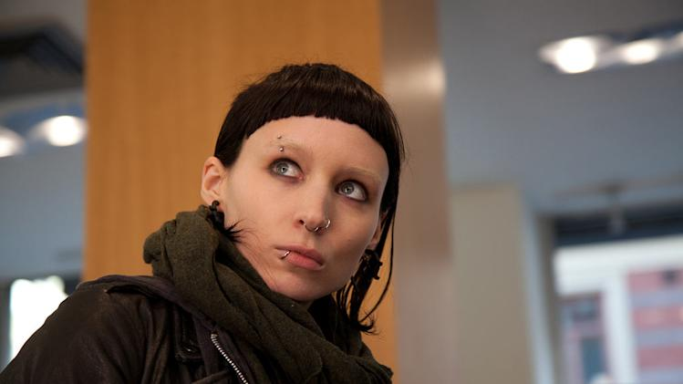 The Girl with the Dragon Tattoo 2012 Columbia Pictures Rooney Mara
