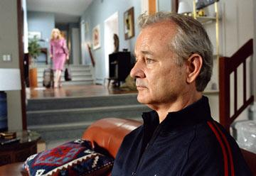 Bill Murray in Focus Features' Broken Flowers