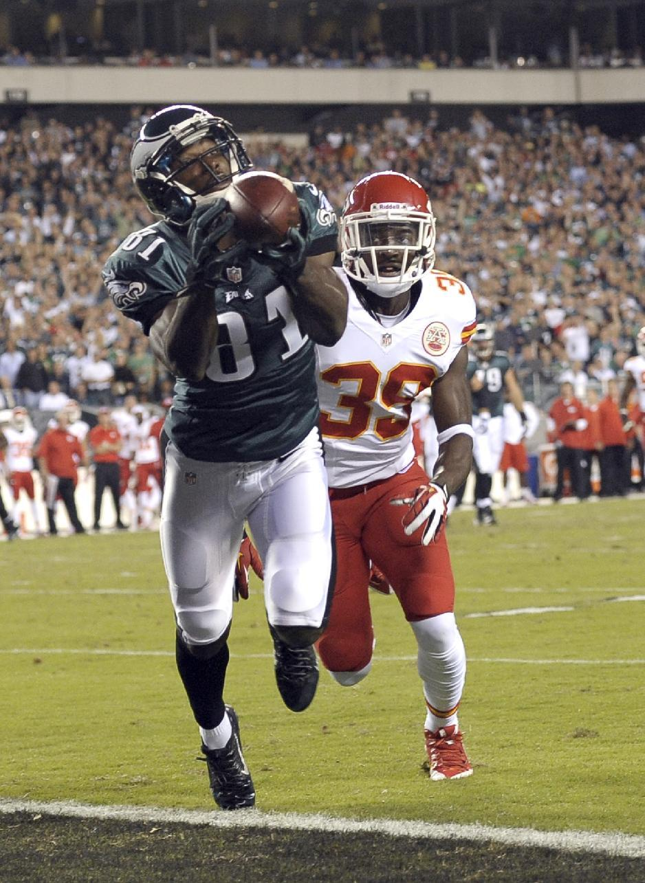 Reid's Chiefs lead Eagles 16-9 after 3 quarters