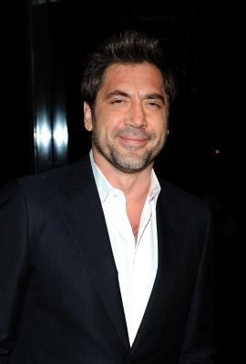 "Javier Bardem arrives at Los Angeles premiere of ""Biutiful"" held at DGA Theater, Los Angeles, December 14, 2010 -- Getty Images"