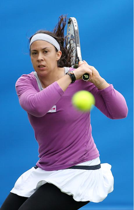 Tennis - AEGON International 2013 - Day Three - Devonshire Park