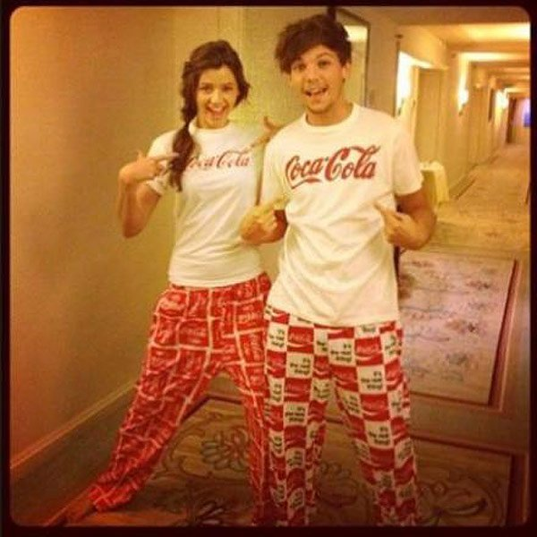 who is louis tomlinson dating yahoo