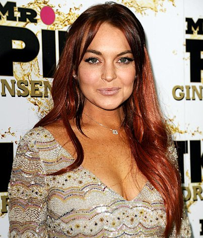 Lindsay Lohan&#39;s Publicist Quits Over Family Squabbles