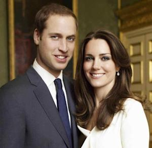 Prince William and Kate Middleton's official engagement photo -- Clarence House Press Office/Mario Testino