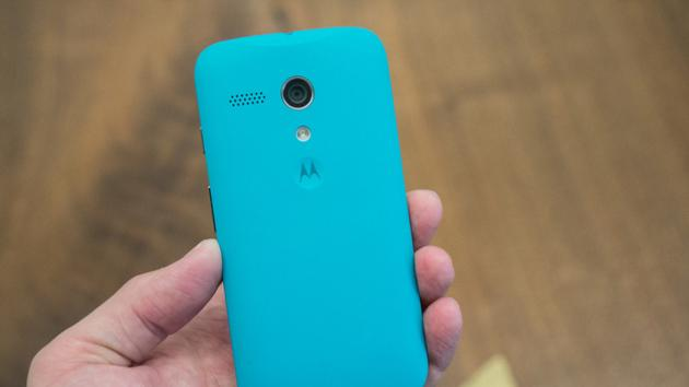 Moto G now available for order in the US, shipping next week